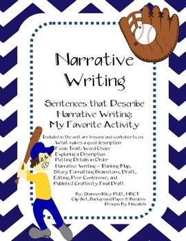 NarrativeWriting:SentencesThat Describe/My Favorite Activi