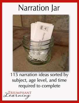 Narration Jar
