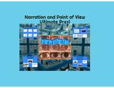 Narration and Point of View Prezi Presentation Lesson