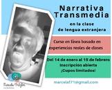 Narrativa Transmedia en la clase de LE. Curso en Línea