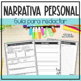 Narrativa personal / Spanish Personal Narrative