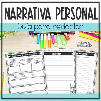 como escribir una narrativa personal frases de transición