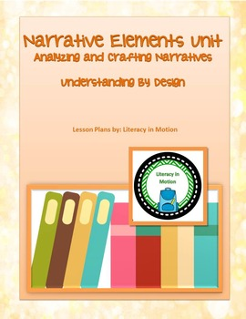 Narrative Analysis and Writing Unit (Understand by Design Lesson Plans)