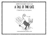 Narrative-Based Yoga - A Tale of Two Cats (A Table Flow)