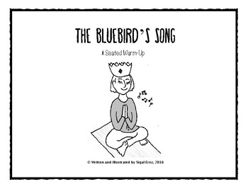 Narrative-Based Yoga - The Bluebird's Song (A Seated Flow)