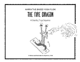 Narrative-Based Yoga - The Fire Dragon (A Standing Flow)