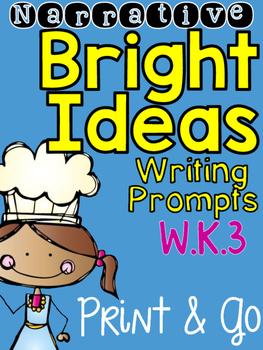 Narrative: Bright Ideas Writing Prompts