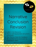 Narrative Conclusion Revision Worksheets