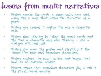 Narrative Craft - Every Character Plays a Role