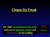 Narrative/Creative Writing