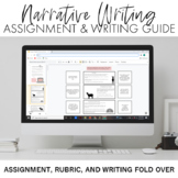 Narrative Creative Writing Assignment