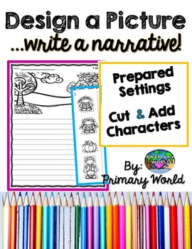 Narrative Writing Interactive Kit Common Core