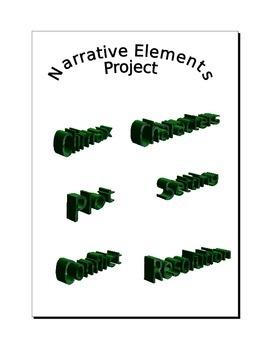 Narrative Elements Project