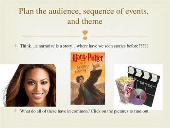 Narrative Essay Power Point Lesson