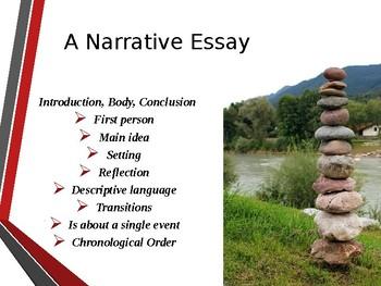 Narrative Essay Powerpoint