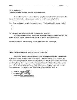 How To Write A Narrative Essay: General Guidelines - blogger.com