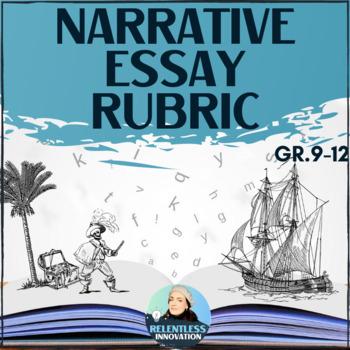Narrative Essay Rubric