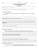 Narrative Essay Structure CCSS