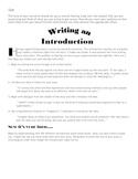 Narrative Essay Unit
