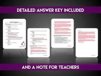 Narrative Essay Unit Test / Authentic Assessment