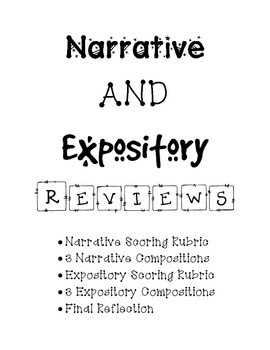 Narrative & Expository Reflections