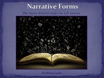 Narrative Forms