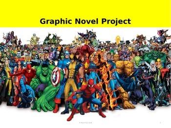 Narrative: Graphic Novel Project