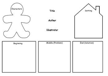 Narrative Graphic Organiser