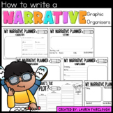 Narrative Graphic Organisers
