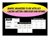 Narrative, Informational, and Persuasive Graphic Organizers