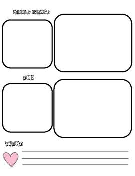 Narrative Graphic Organizer