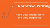 Narrative Hook Writing PPT