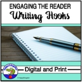 Narrative Writing Hooks with Practice