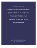 Narrative Language Screening Tool