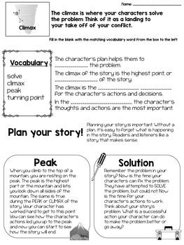 Narrative Language: Story Creation Unit