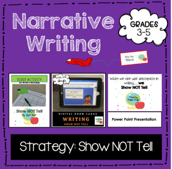 Narrative Leads and Hooks Grades 3-5