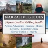 Narrative Guides: 6-Genre Creative Writing Bundle
