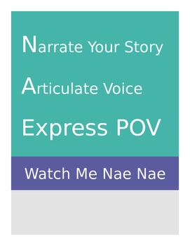 Narrative Nae Nae Acrostic
