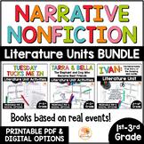 Narrative Nonfiction Picture Book BUNDLE
