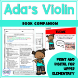 Narrative Nonfiction - Ada's Violin_Main Idea and Theme