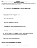 Narrative Nonfiction Assessment
