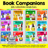Narrative Nonfiction Book Companion BUNDLE