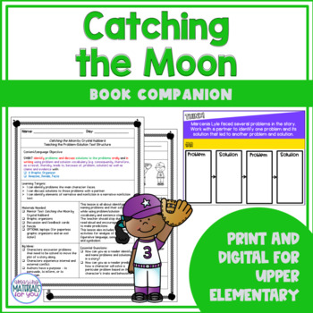 Catching The Moon Teaching Resources