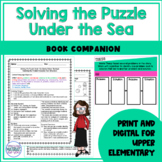 Narrative Nonfiction - Solving the Puzzle Under the Sea (Robert Burleigh)