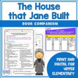 Narrative Nonfiction: The House That Jane Built (Tanya Lee Stone)