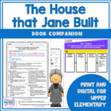 Narrative Nonfiction: The House That Jane Built (Tanya Lee Stone)