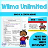 Narrative Nonfiction - Wilma Unlimited (Kathleen Krull)