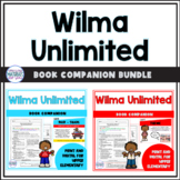 Wilma Unlimited Book Companion TWO DAY Plan