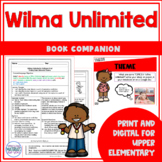 Wilma Unlimited Book Companion | Main Idea and Theme