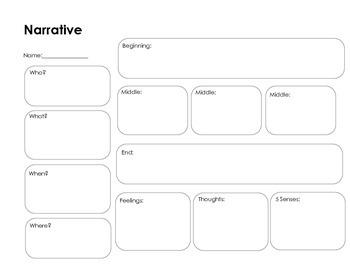 Narrative Outline